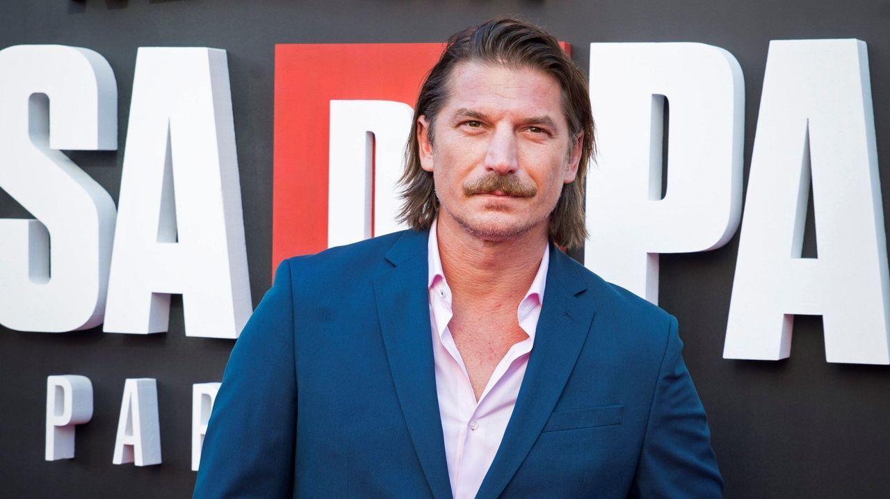 El actor croata Luca Peros