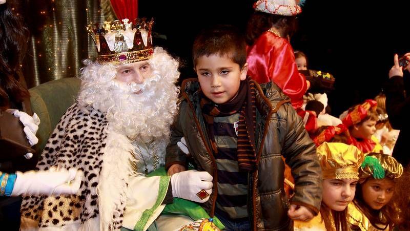 Los Reyes Magos recorren Galicia