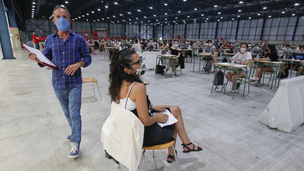 Selectividad en Vilagarcía
