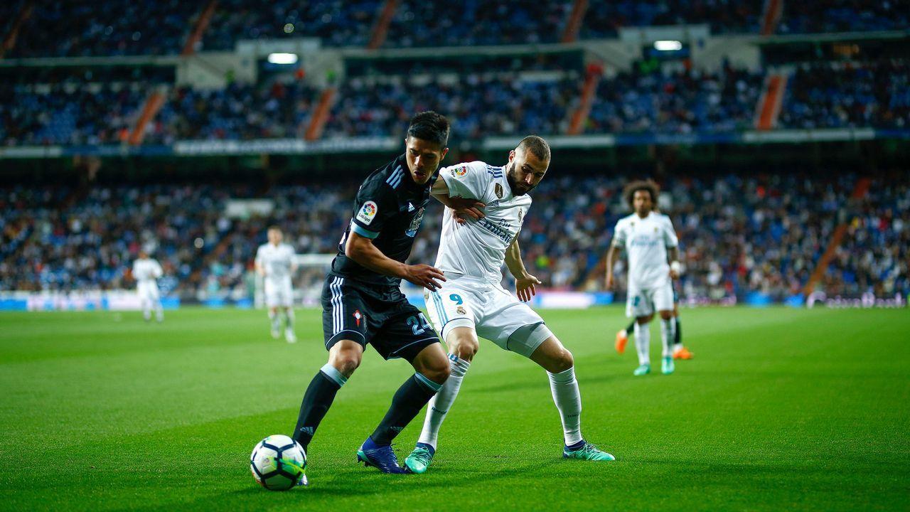 Iago Aspas y Lucas Vázquez, dos gallegos en el Mundial