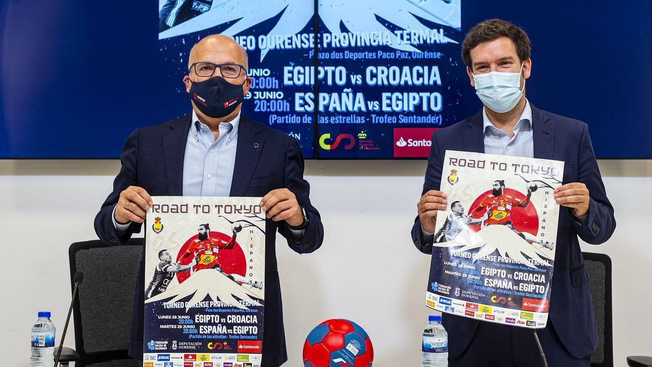 El evento fue presentado en la Diputación de Ourense