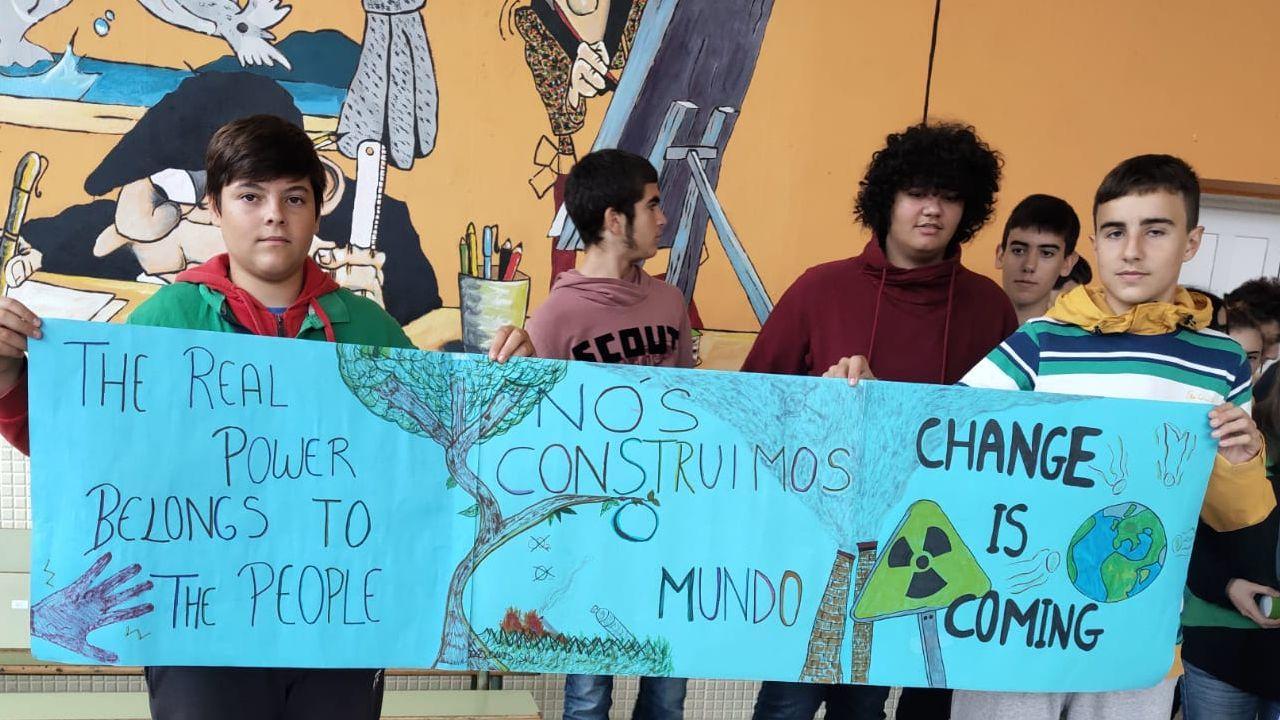 La nube contaminante sobre Gijón y Carreño que denuncia la Coordinadora Ecoloxista