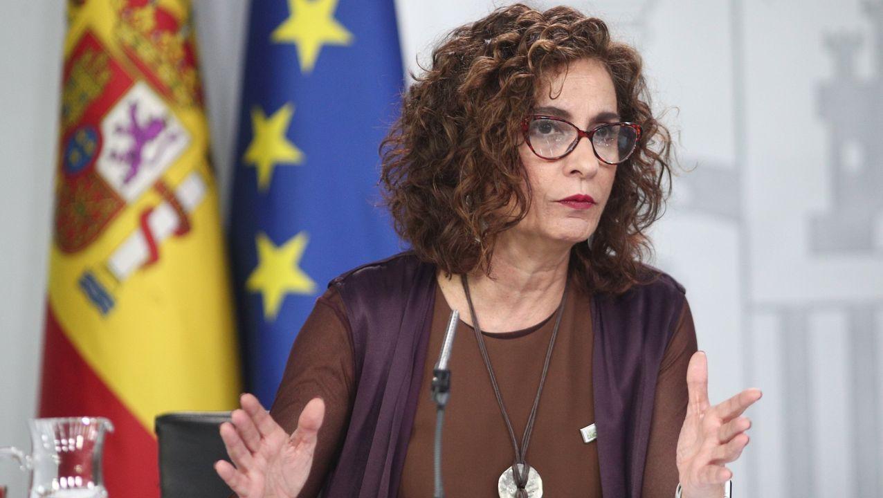 EN DIRECTO: comparece la ministra Montero tras el Consejo de Política Fiscal y Financiera.El conselleiro Valeriano Martínez, en una imagen de archivo