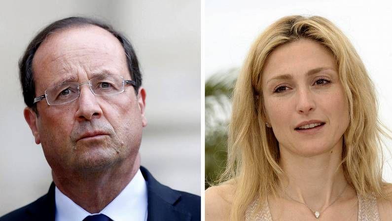 Wert se borra de los Goya.François Hollande y Julie Gayet