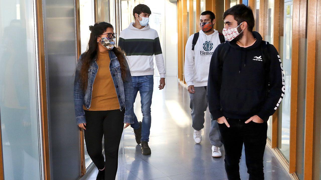 La Facultad de Medicina y Ciencias de la Salud  de la Universidad de Oviedo