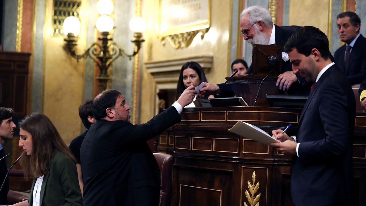 Caballero cree que en Galicia hay una mayoría de izquierdas