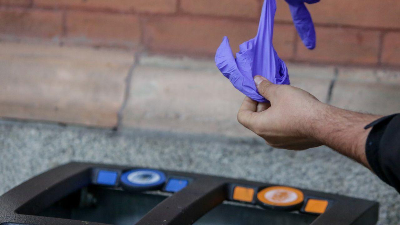 LAs infracciones de aparcamiento vuelven en la desescalada del coronavirus.Carlos Rodríguez, en una imagen de archivo