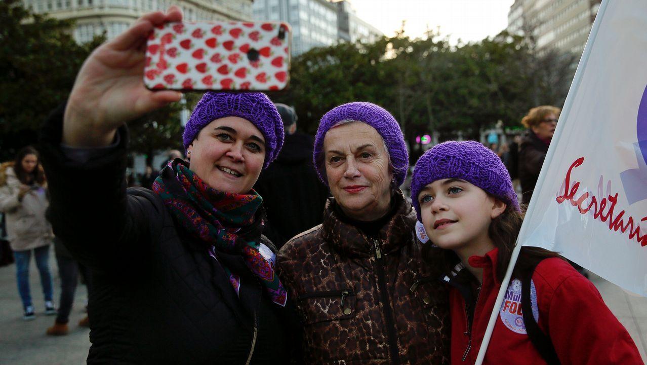 8-M, tres generaciones por la igualdad