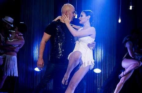 Arranca la 67 edición del Festival de Cannes.Roberto Álamo y Natalia Verbeke, en una escena en el Lolita Cabaret.