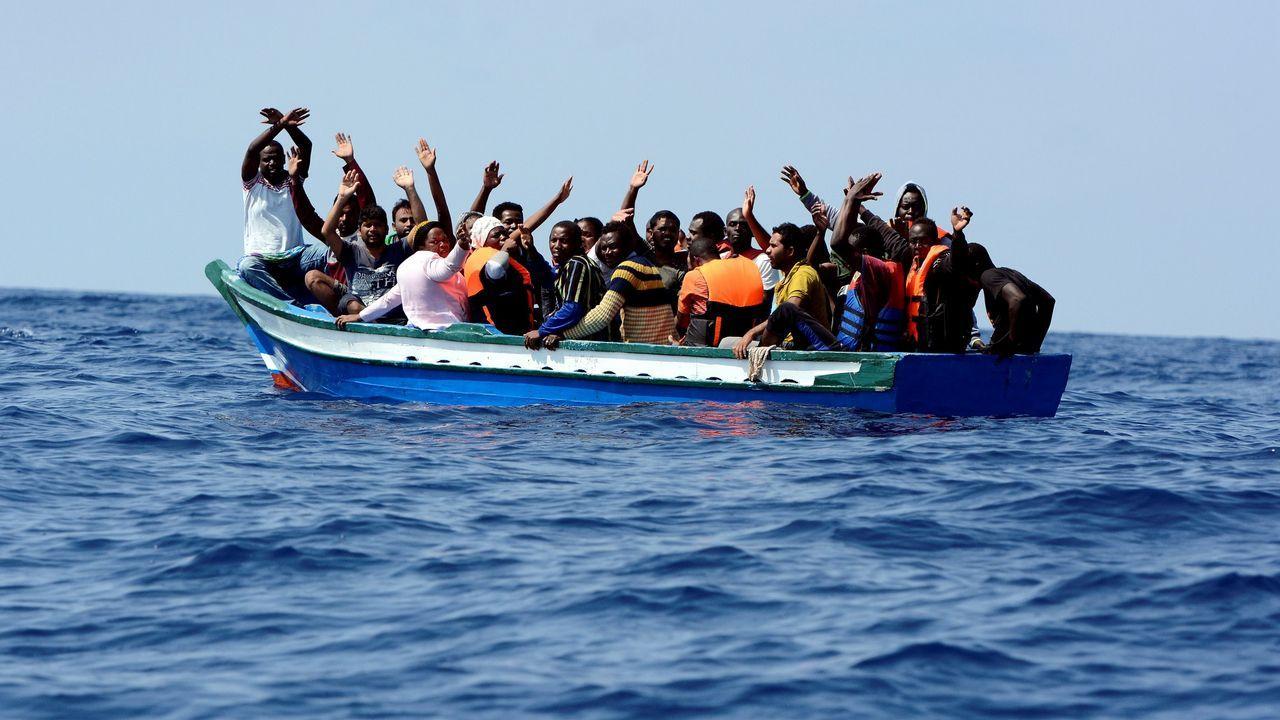 La Unión Europea asegura que han ayudado a rescatar 730.000 personas desde el 2015