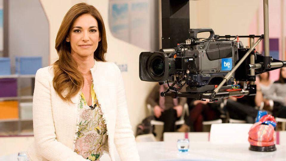 Mariló Montero presenta el programa «La mañana de la 1» desde 200