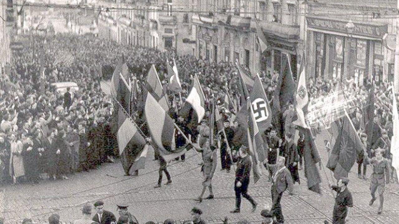 Guez vendió en Francia 300.000 ejemplares de su libro «La desaparición de Josef Mengele»