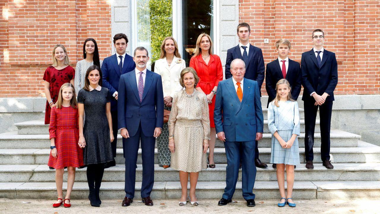 La reina Sofía cumple 80 años.Iñaki Urdangarin, en una imagen de archivo