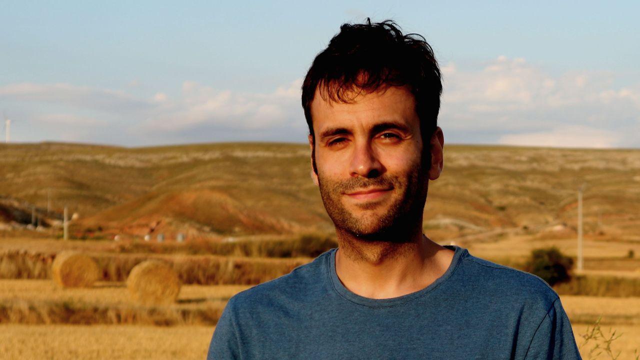 Jorge Freire, autor de «Agitación», Premio Málaga de Ensayo