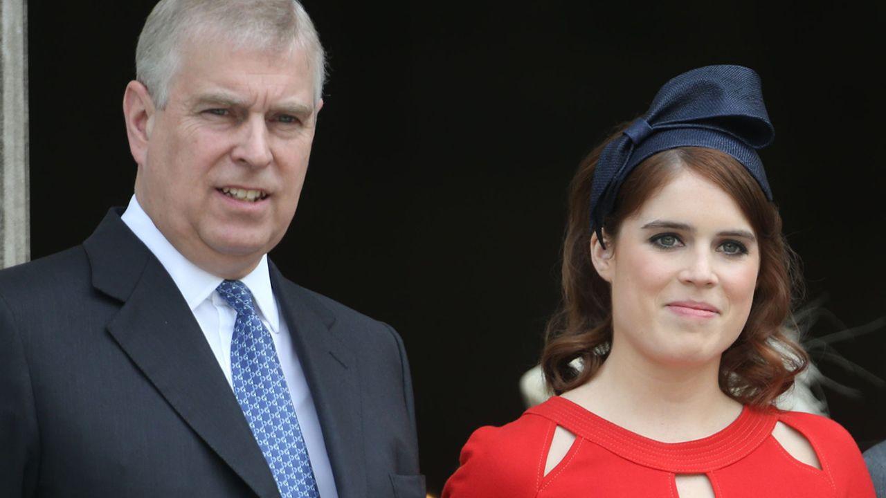 La princesa Eugenia de York se casa el próximo 12 de octubre