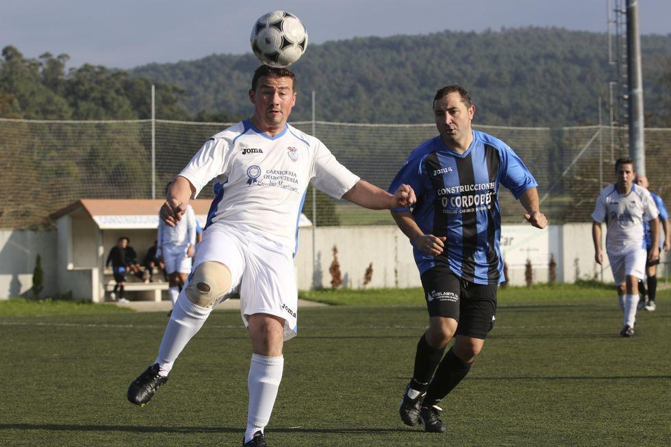 El Ponteceso y el Cabana empataron en un choque de rivalidad.