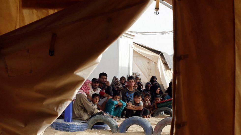 El 20 Encuentro de Fotoperiodismo «Ciudad de Gijón» hace sitio a los refugiados