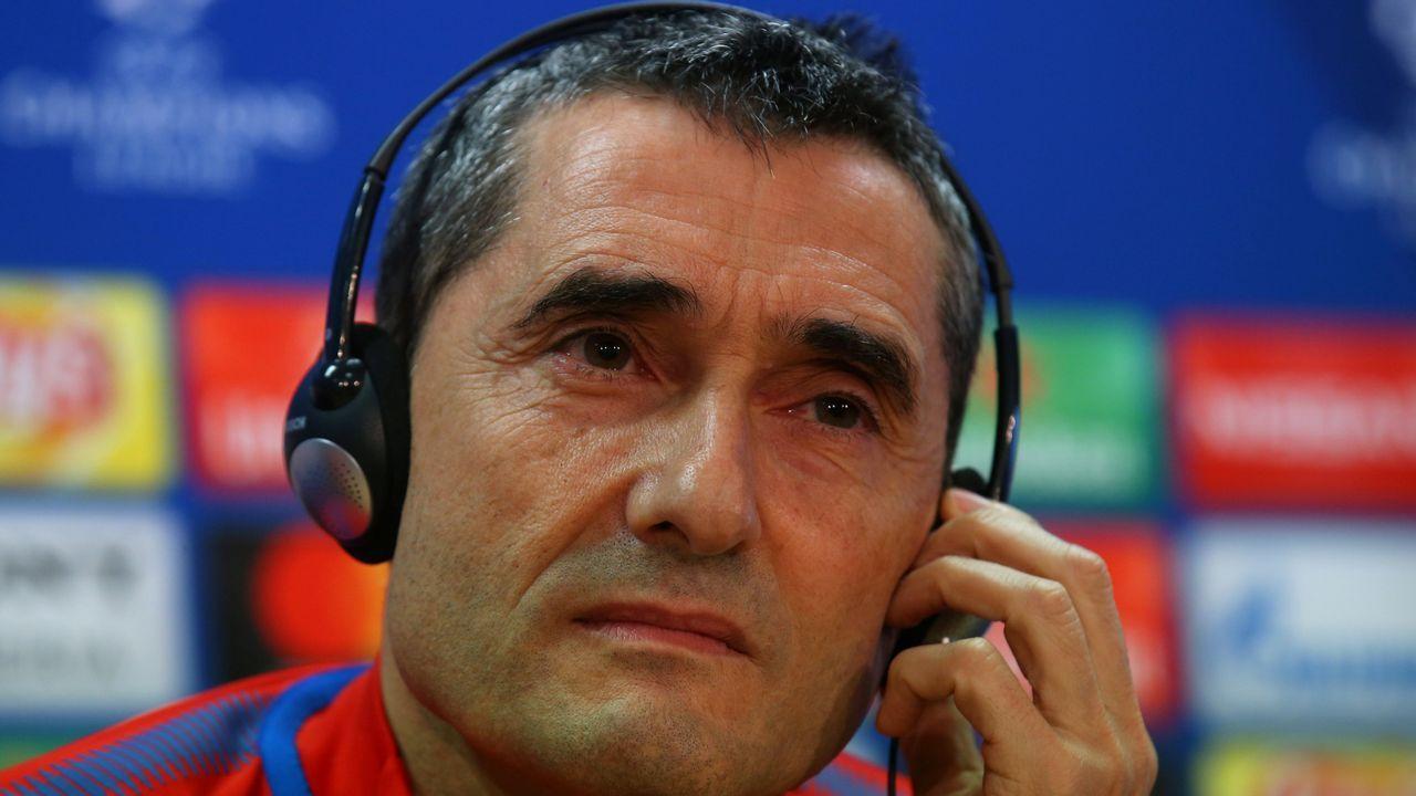 Valverde prefiere esperar a conocer el alcance de las molestias de Messi