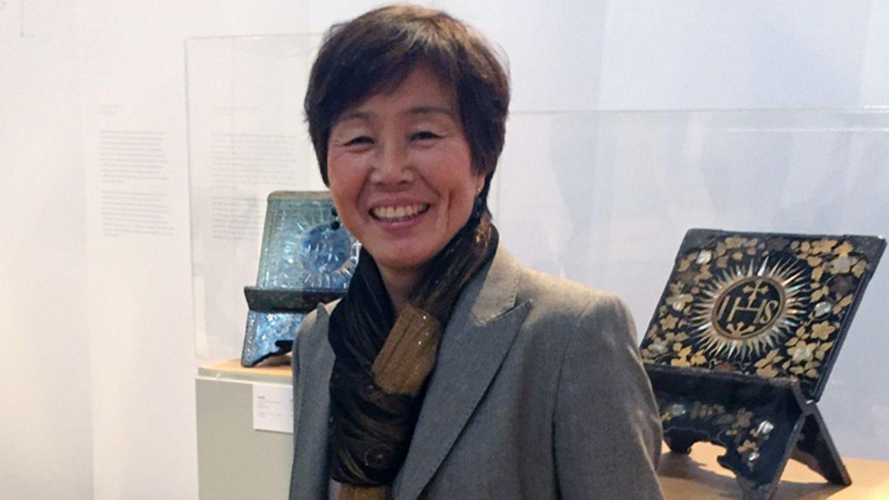 Yayoi Kawamura, pregonera de San Mateo 2019