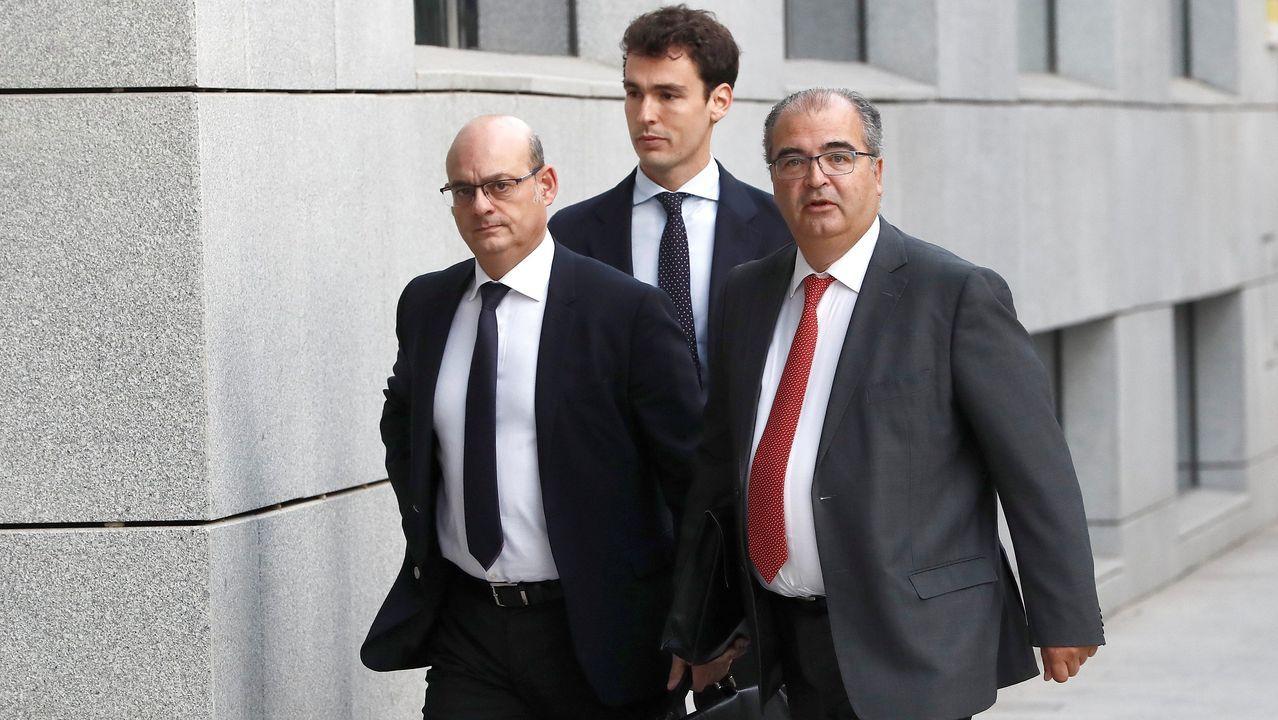 En venta el Pazo de Rilo por más de medio millón de euros.Banco Santander