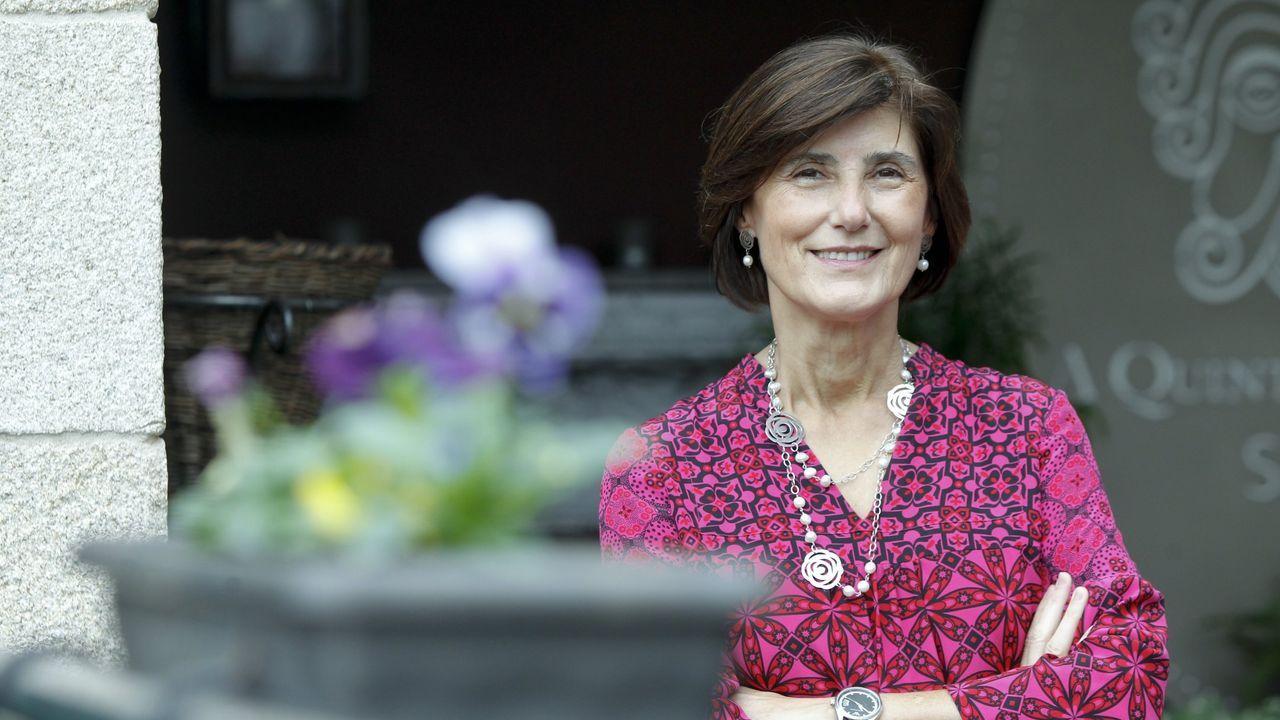 Carmen Vidal Pan, jefa del servicio de alergología del CHUS