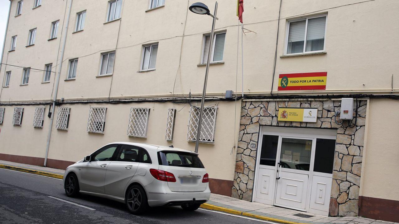 Os 99 anos de Sofía Castro en San Martiño de Meis.El alijo del Titan Tercero, desembarcado en Gran Canaria