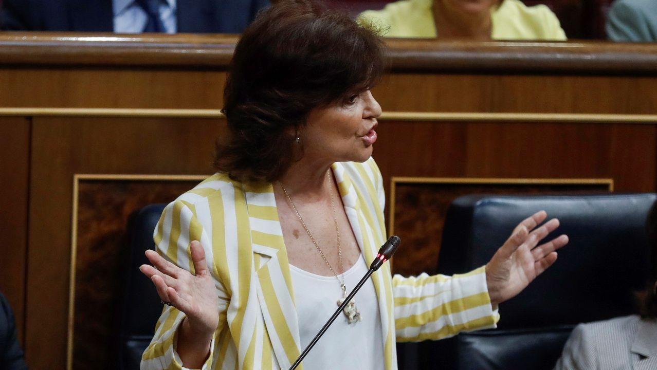 Rifirrafe entre Ciudadanos y el Gobierno a cuenta de la gestación subrogada