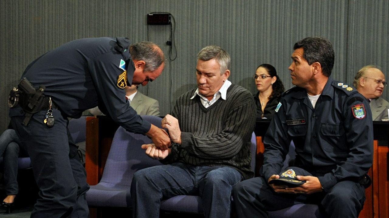 15 años, por lavado. Carvalho, en el 2011, en un juicio en Brasil por lavar dinero de la coca. Lo condenaron a 15 años de cárcel por blanquear con empresas exportadoras de naranjas