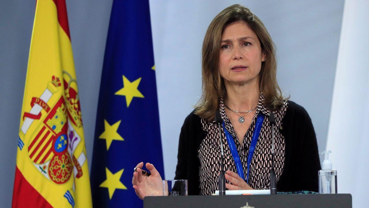 María Jesús Lamas, directora de la Agencia Española del Medicamento