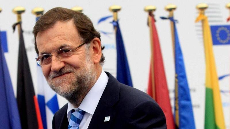 Rajoy apoya a Ana Mato.Arturo Valls