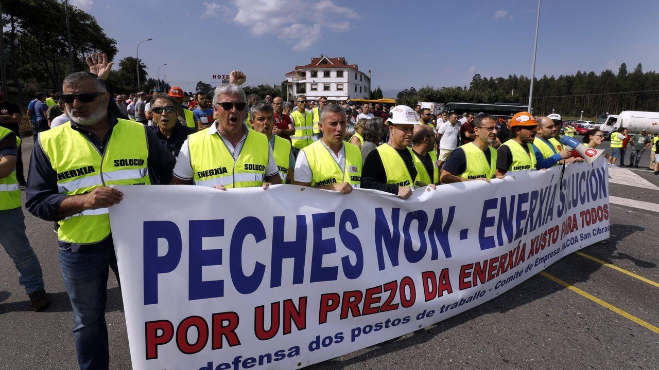 O BNG lembrou a Castelao en Rianxo polo seu 70 cabodano.Pedro Sánchez, el sábado, durante la primera sesión del debate de investidura