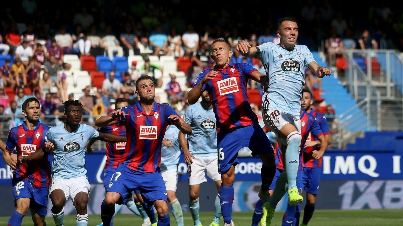 315 - Eibar-Celta (2-0) el 29 de septiembre del 2019