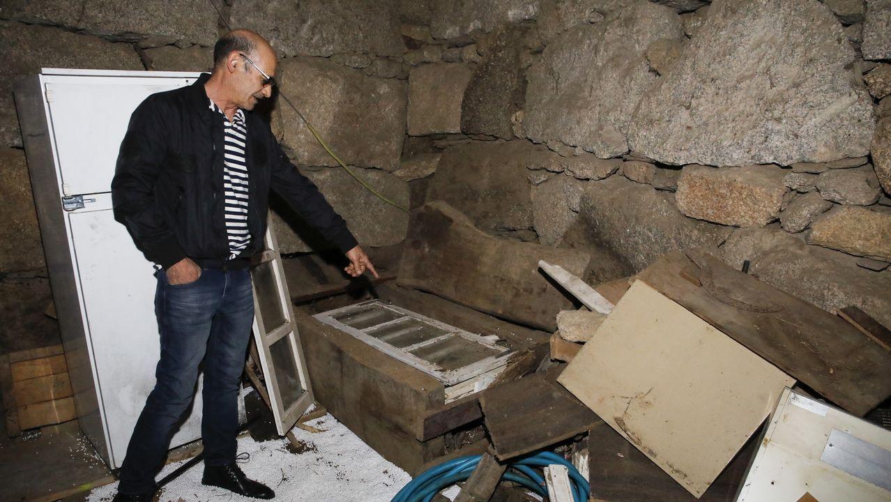Un vecino de Lugo halla un arcón de su vivienda de alquiler dos bolsas con 5 kilos de dinamita.Bolsonaro es uno de los más firmes apoyos de Guaidó en su pulso con Maduro