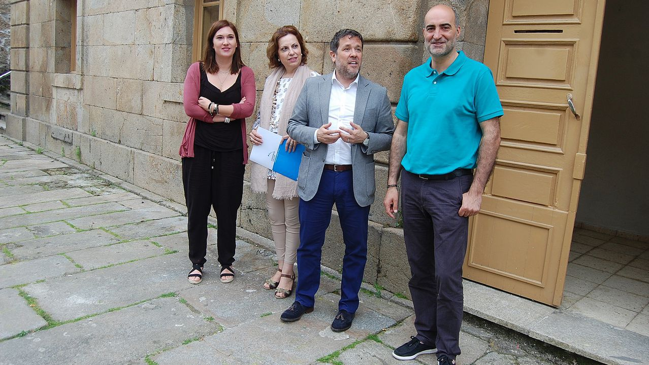 Escuela Galiña Azul en Lugo