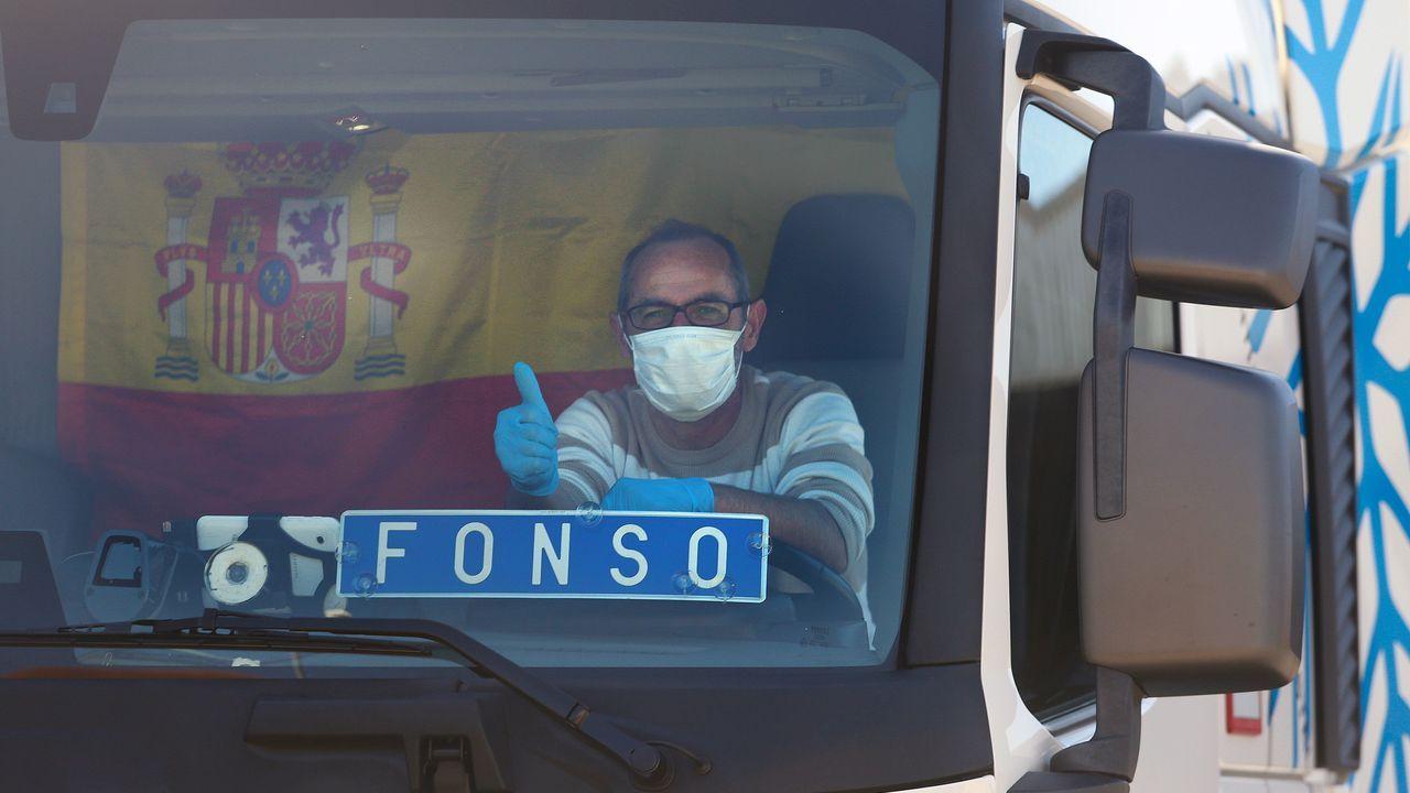 Boris Johnson, positivo en coronavirus.Coches incautados en Málaga en una operación contra el blanqueo de dinero