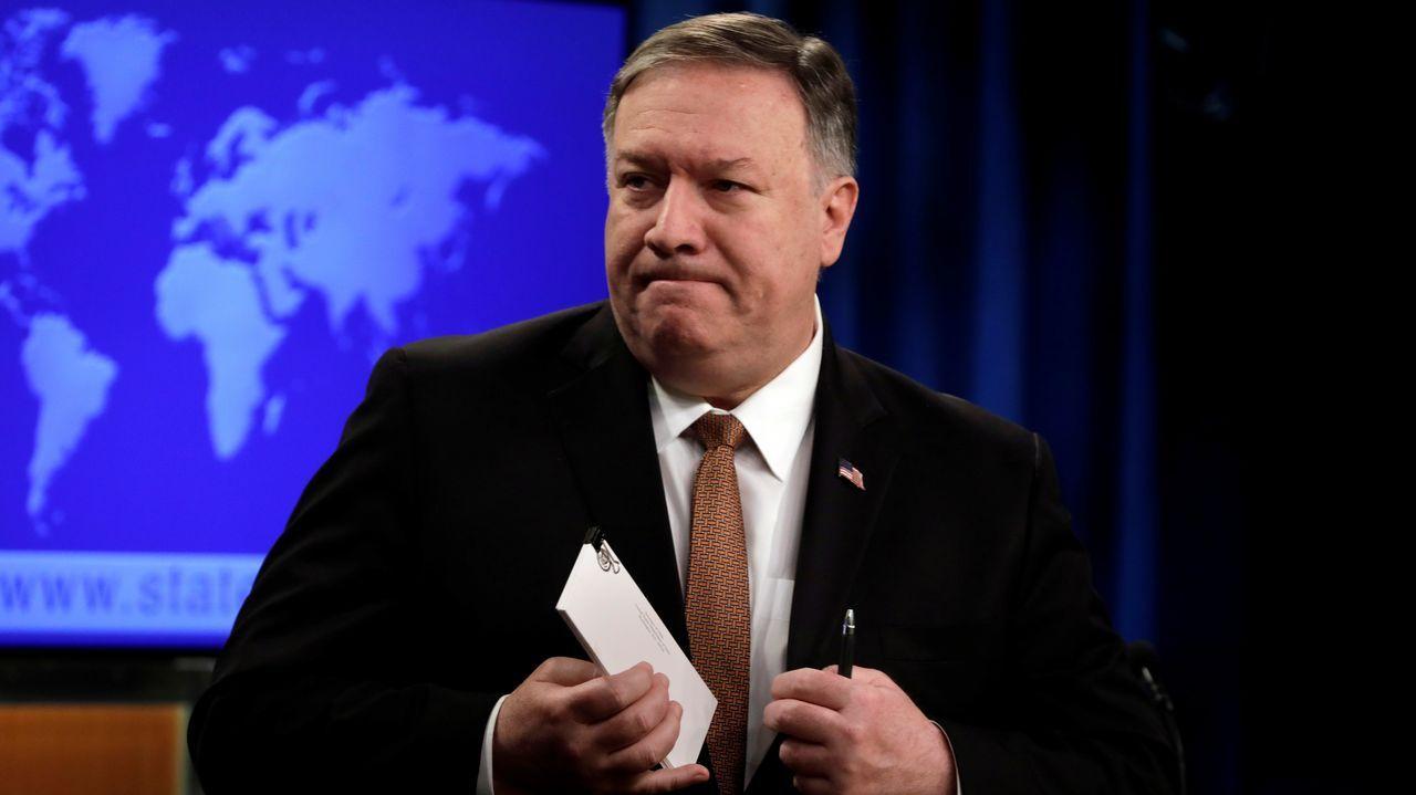 El secretario de Estado, Mike Pompeo, lidera las negociaciones sobre la desnuclearización de Corea del Norte