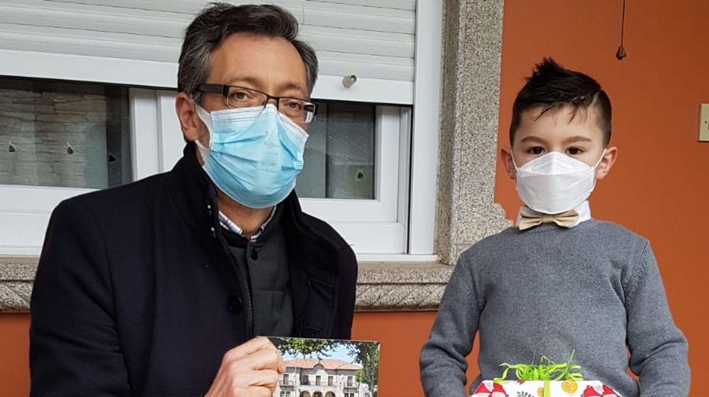 Vimianzo recuperó ayer el mercado tras meses de parón por la situación sanitaria