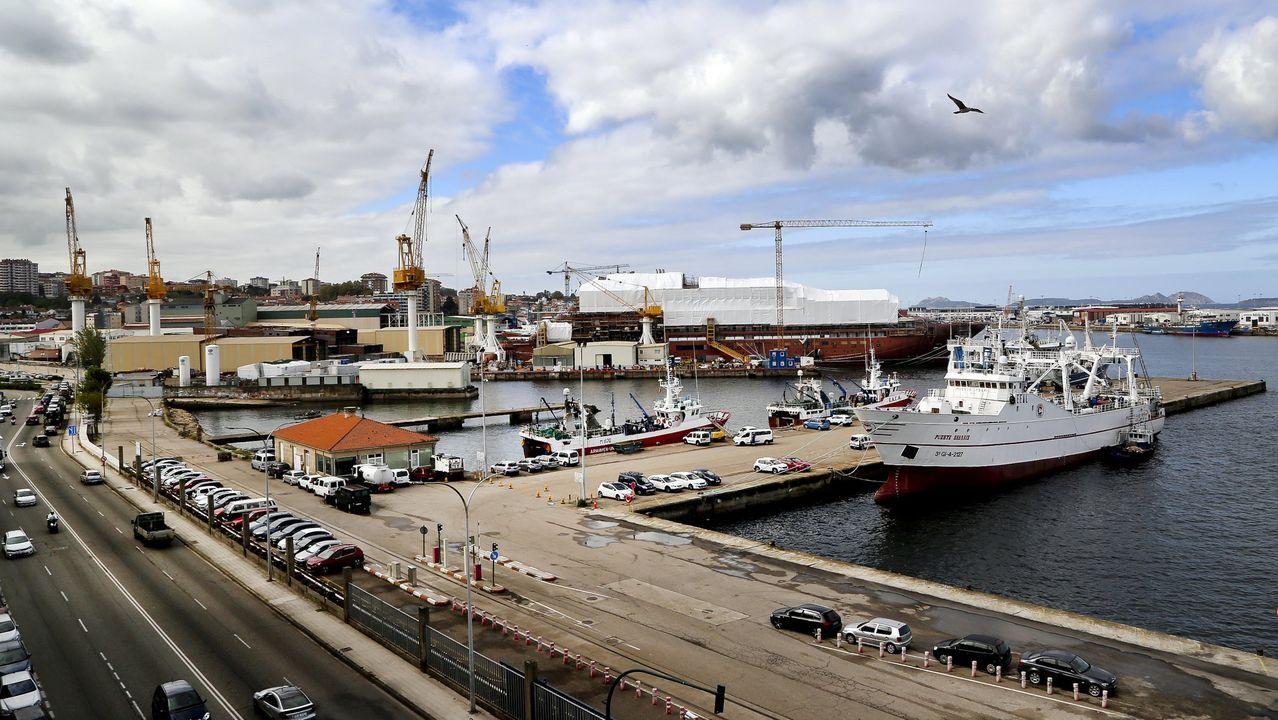 astilleros Vigo