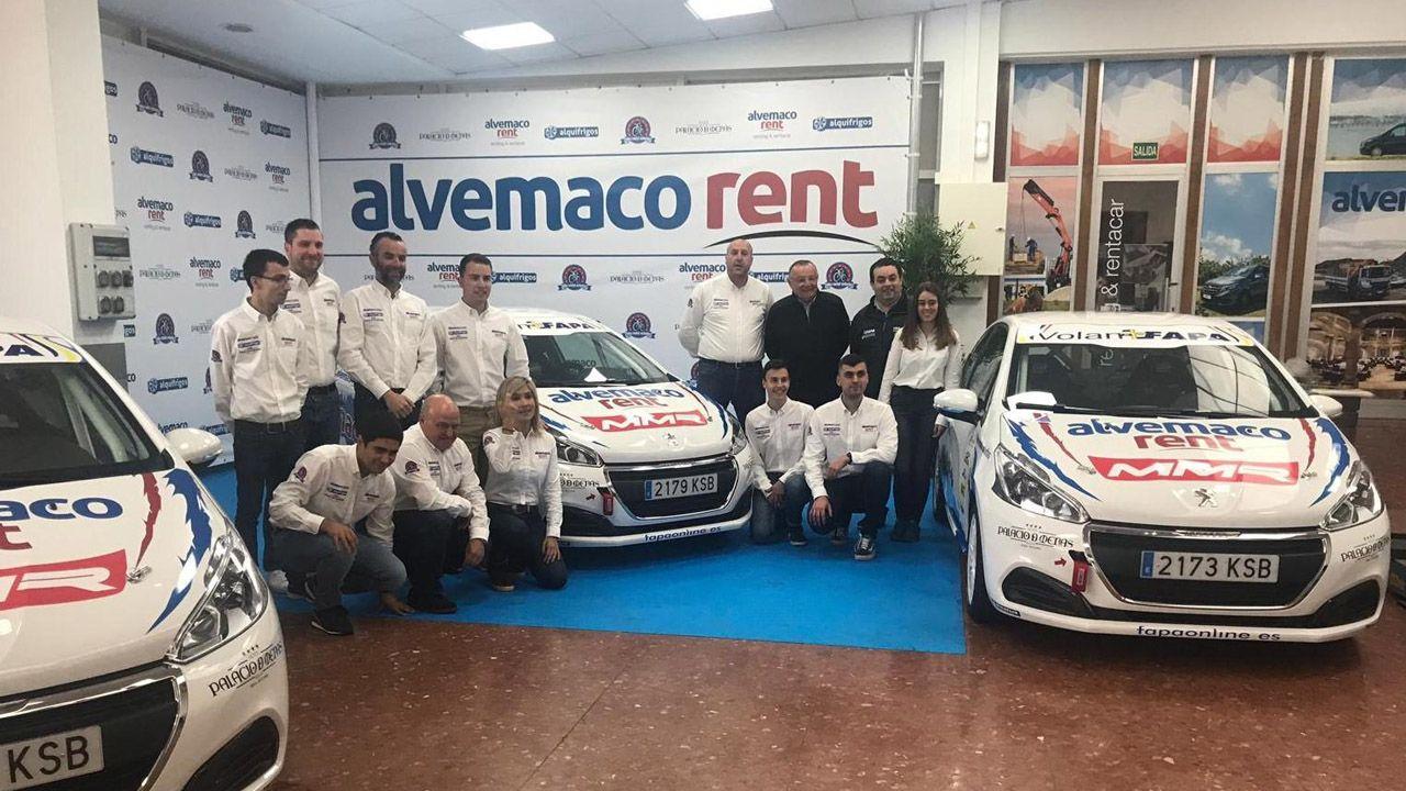Equipo de competición Alvemaco Sport