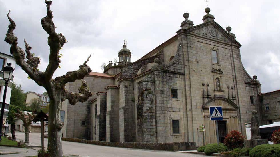 Las fotos de la ruta entre A Portela y Abeleda.Hace unos meses se produjo un caso similar en Chantada