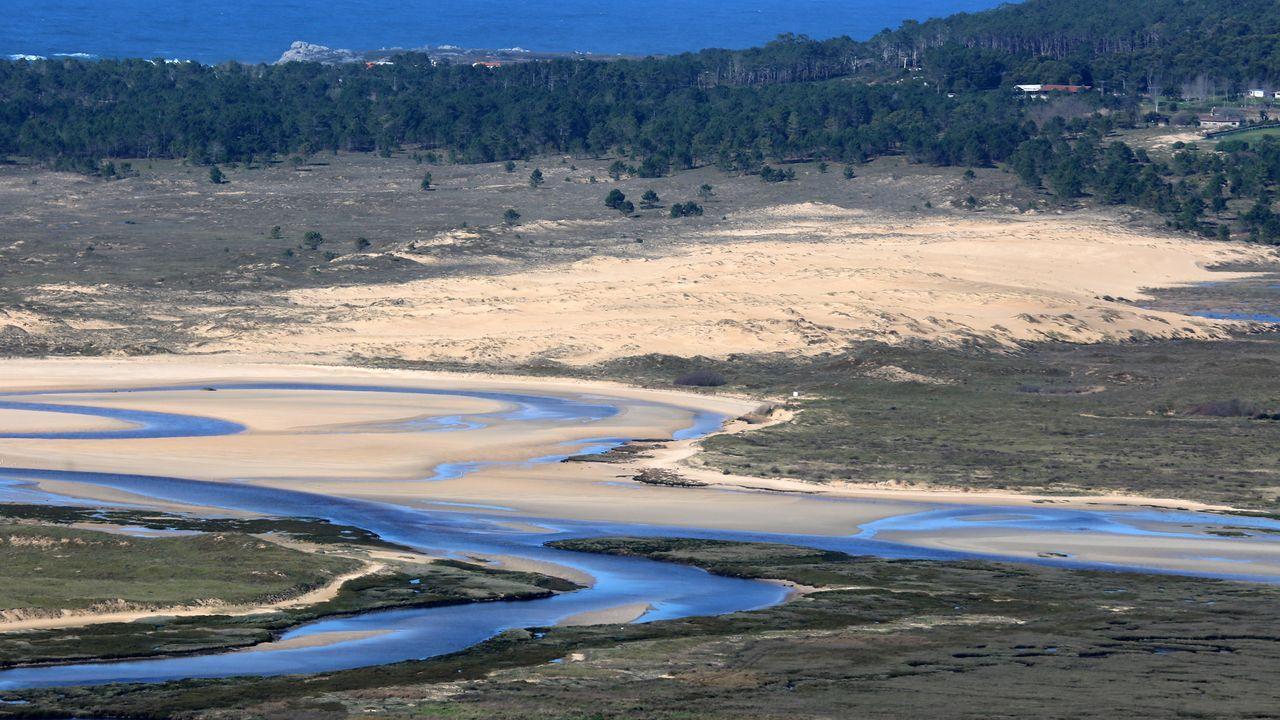 Cinco escapadas por la provincia.Torres Colomer, Gonzalo Trenor y Manuel Ruiz visitaron este lunes el parque natural