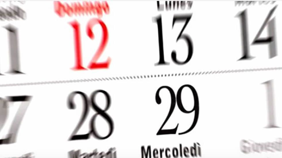 Calendario gregoriano: ¿Por qué medimos el tiempo así?