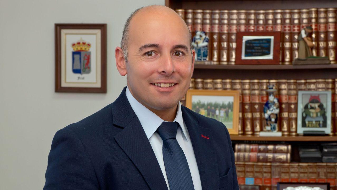 Santos es alcalde de Friol