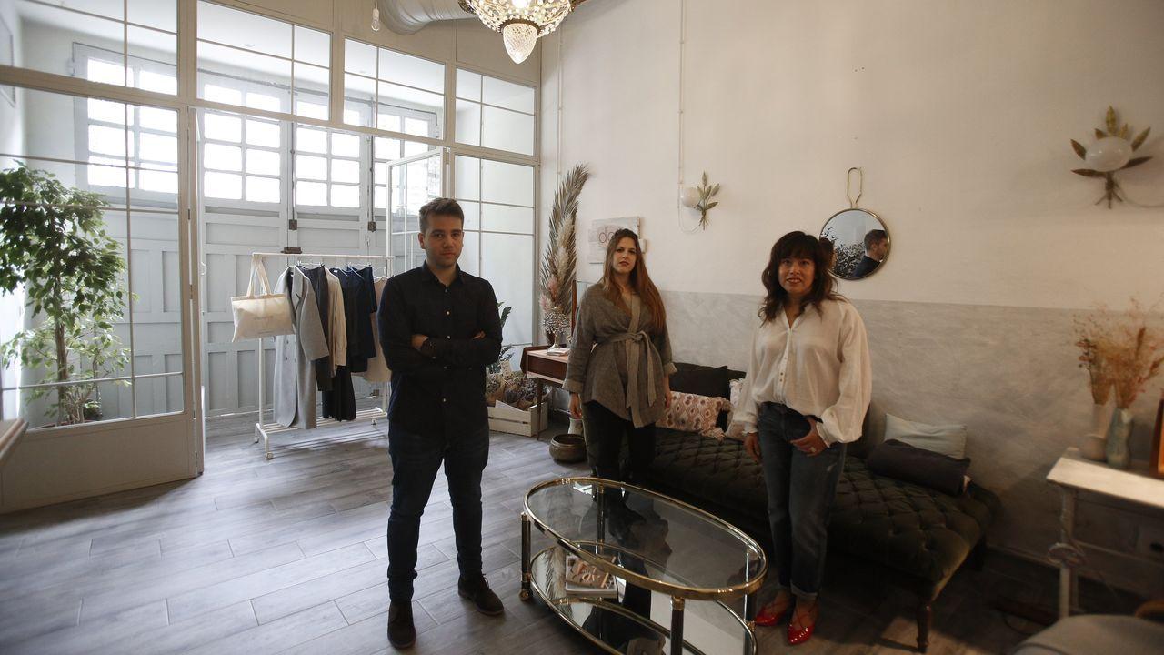 Coolstripe, firma de moda sostenible de A Coruña