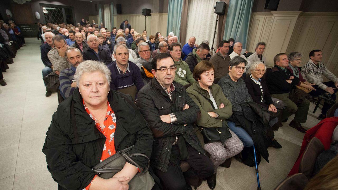 El PSOE saca pecho en Lugo con un acto en el Torre de Núñez