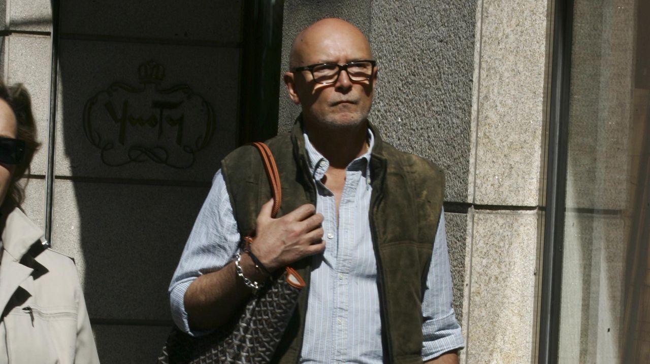 Carlos García-Calvo, una vida en imágenes.Amparo Angoso (@amparoangoso) con un falda de tenista