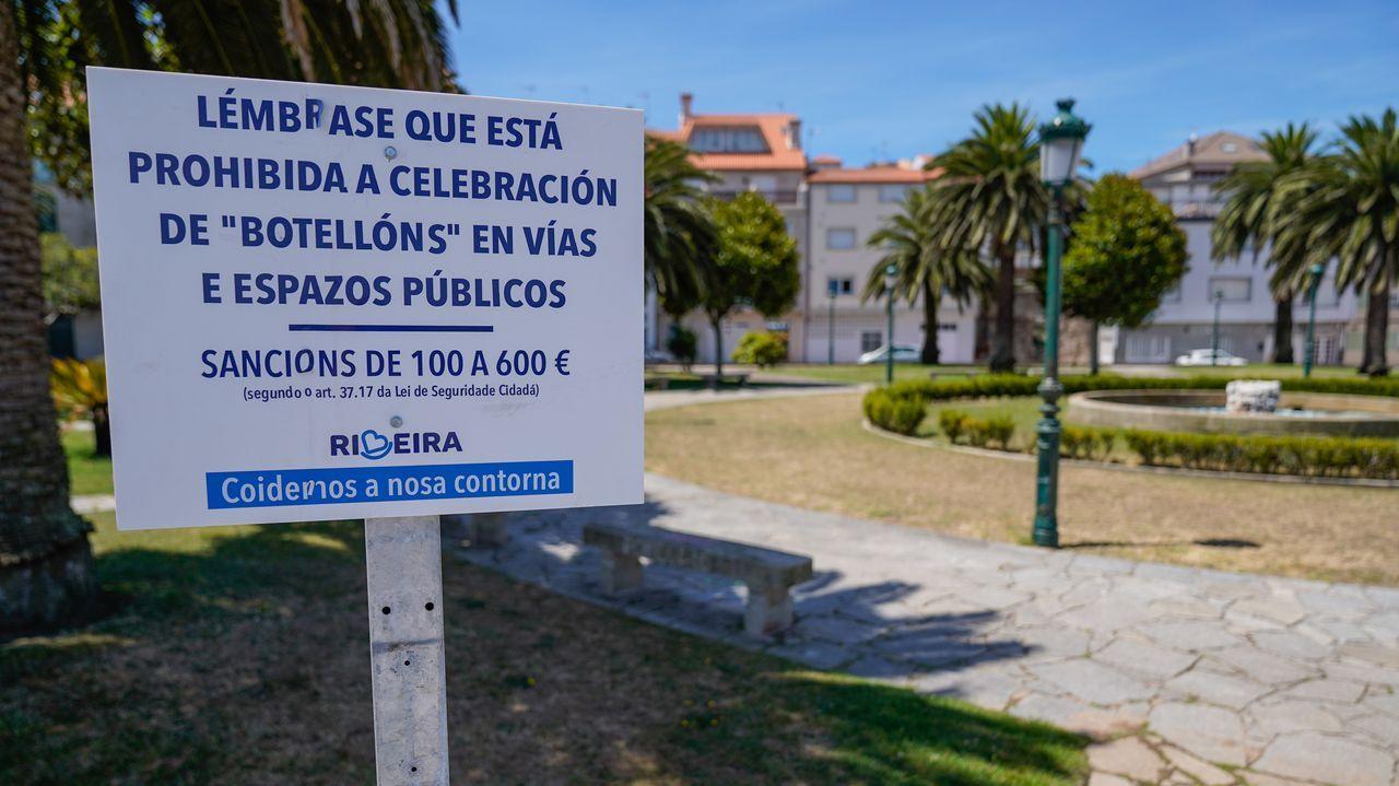 Así se vivió el día del Carmen en Barbanza, a pesar delcoronavirus