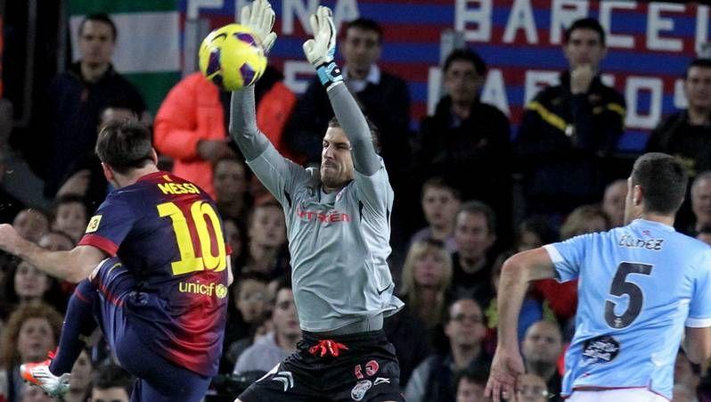 El Barça 3 - Celta 1, en fotos