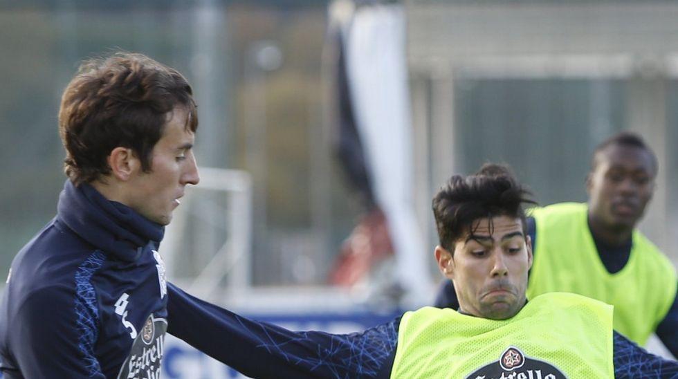 Las mejores fotos del Deportivo-Espanyol
