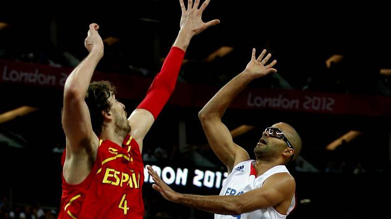 Londres 2012: La selección española de baloncesto accede a semifinales tras derrotar a Francia con mucho sufrimiento